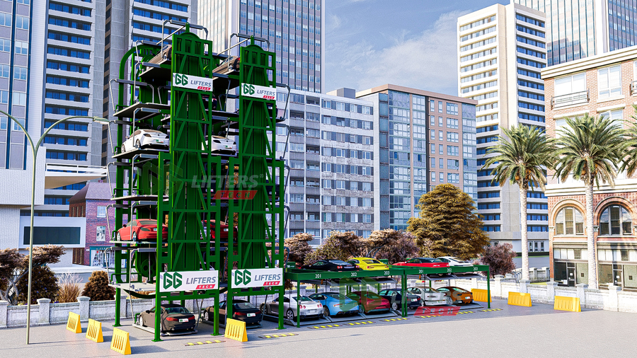 car parking lifts suppliers in UK